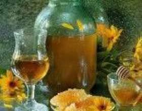 Водка с медом – 5 рецептов питьевых и лечебных настоек фото