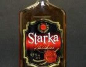 Водка старка – славянский ответ ржаному виски фото