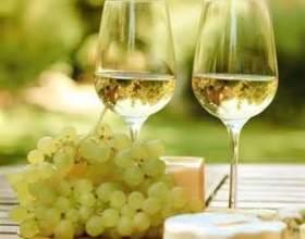 Вред и польза белого вина фото