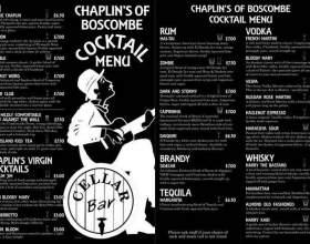 Выбираем формат своего бара: коктейльный ресторан фото