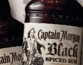 Выбираем сорт рома: капитан морган черный пряный фото