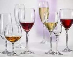 Выбор бокалов для вина фото