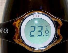 Зачем нужен термометр для вина? фото
