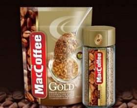 "Знакомимся с кофе ""maccoffee"" фото"