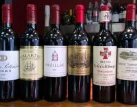 Знаменитые вина бордо фото
