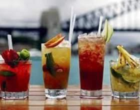 Алкогольные коктейли с водкой фото