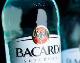 Как пить ром бакарди фото