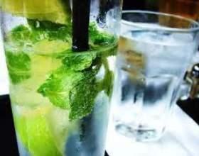 Коктейль мохито алкогольный фото