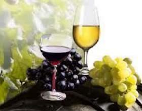Наливка из винограда фото
