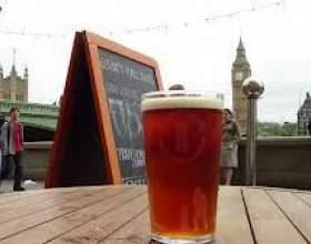 Пиво английское фото