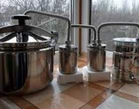 Покупка самогонного аппарата в москве и приготовление свикольного самогона фото