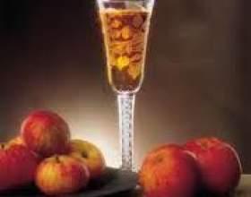 Самогон из яблок фото