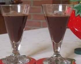 Шоколадный ликер фото