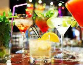 Спиртные коктейли фото