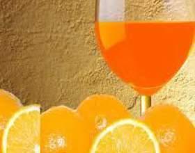 Вино из апельсинов фото