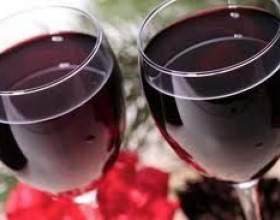 Вино из черноплодки фото